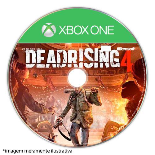 Dead Rising 4 Seminovo (SEM CAPA) - Xbox One