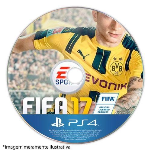 Fifa 17 (FIFA 2017) Seminovo (SEM CAPA) - PS4
