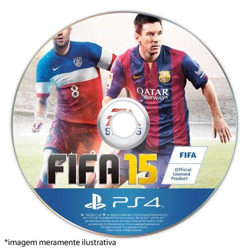 FIFA 15 Seminovo (SEM CAPA) - PS4
