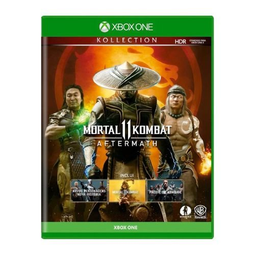 Mortal Kombat 11 Aftermath Kollection - Xbox One