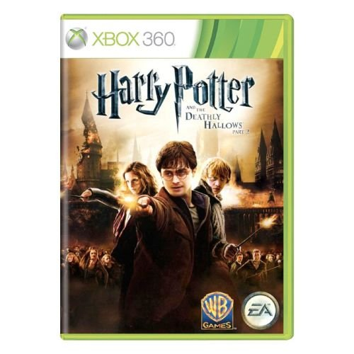 Harry Potter e as Reliquias da Morte Parte 2 - Xbox 360