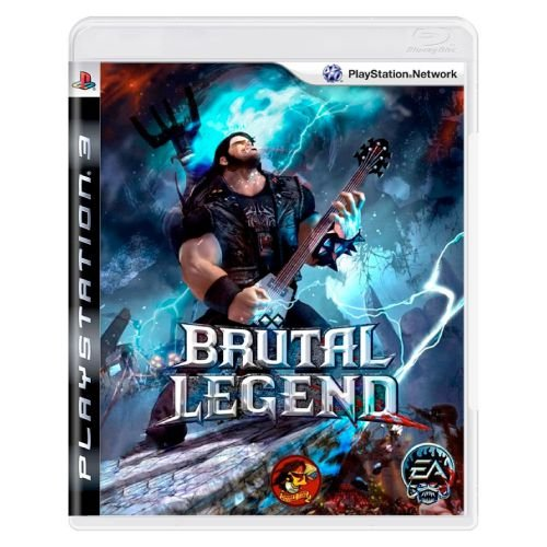 Brutal Legend - PS3