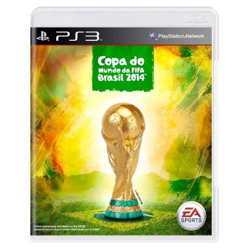 Copa do Mundo da FIFA Brasil 2014 - PS3