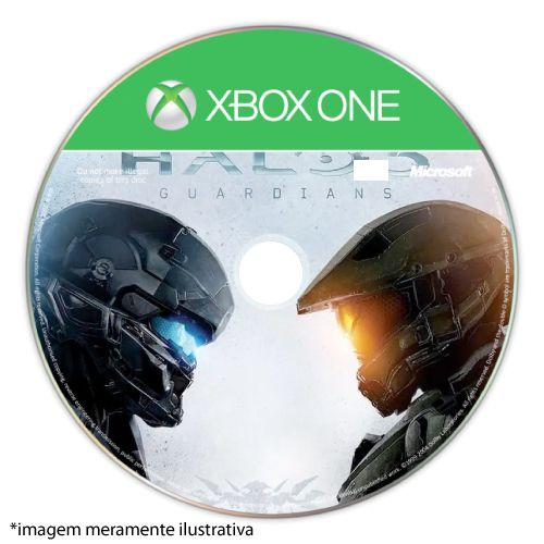 Halo 5: Guardians Seminovo (SEM CAPA) - Xbox One