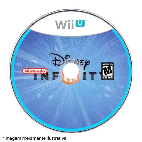 Disney Infinity 2.0 Seminovo (SEM CAPA) - Wii U