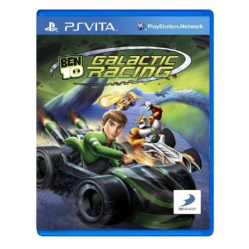 Ben 10 Galactic Racing - PS Vita