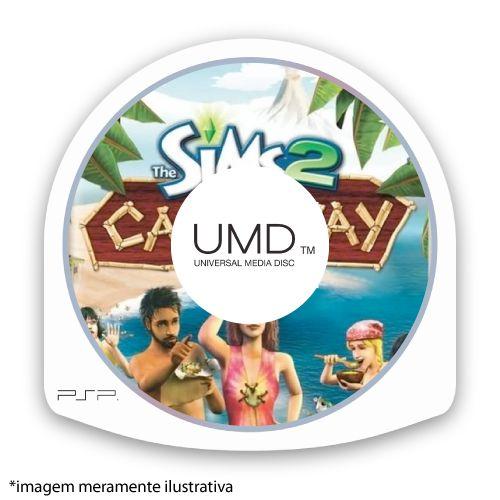 The Sims 2: Castaway (SEM CAPA) Seminovo (EUROPEU) - PSP