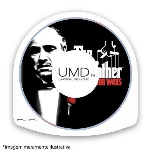 The Godfather (SEM CAPA) Seminovo - PSP