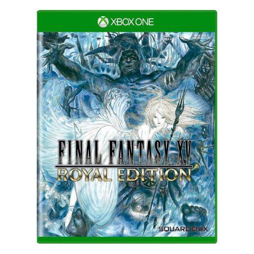Final Fantasy XV (Royal Edition) Seminovo - Xbox One