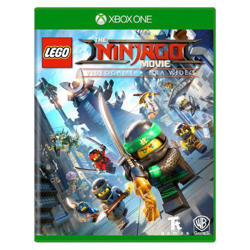 LEGO Ninjago Movie Video Game Seminovo - Xbox One