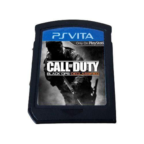 Call of Duty Black Ops: Declassified (SEM CAPA) Seminovo - PS Vita