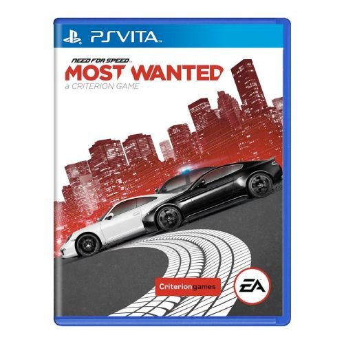 Need For Speed Most Wanted Seminovo - PS Vita