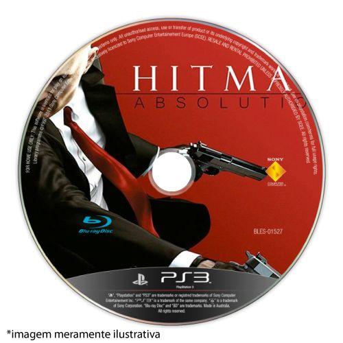 Hitman: Absolution (SEM CAPA) Seminovo - PS3