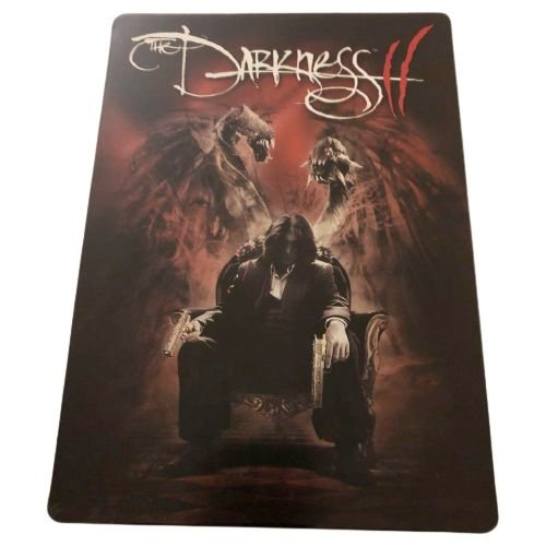 The Darkness II Limited Edition (Steel Book) Seminovo - PS3