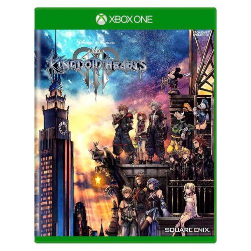 Kingdom Hearts III Seminovo - Xbox One