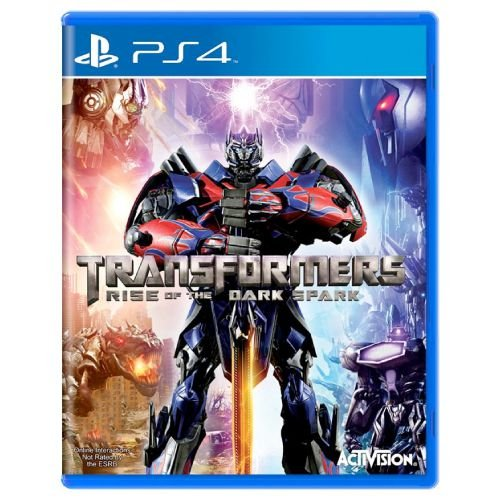 Transformers: Rise of the Dark Spark Seminovo - PS4