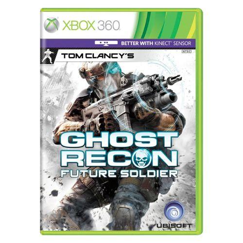 Tom Clancy's Ghost Recon: Future Soldier Seminovo - Xbox 360