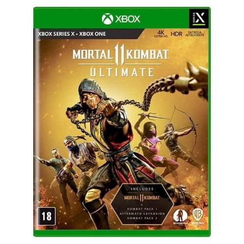 Mortal Kombat 11: Ultimate - Xbox One/Series S|X