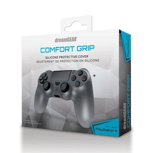 Capa de Silicone Comfort Grip Dreamgear - PS4