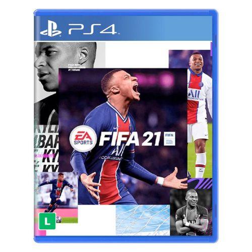 FIFA 21 Seminovo - PS4