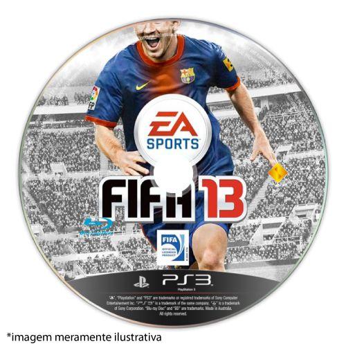 FIFA 13 (SEM CAPA) Seminovo - PS3
