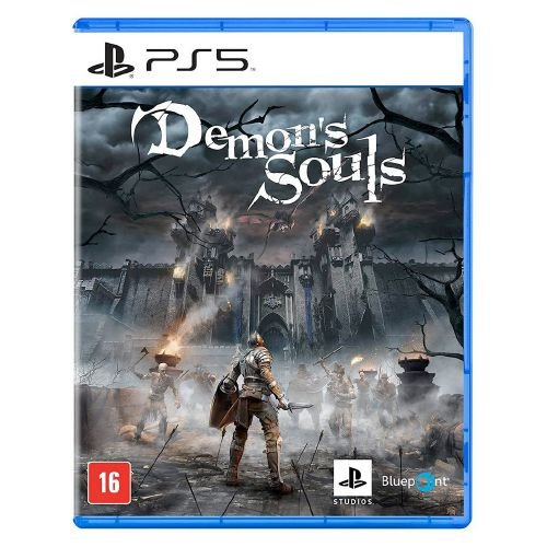 Demon's Souls Seminovo - PS5