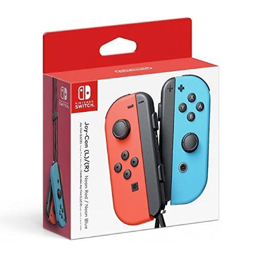 Controle Joy-Con Nintendo Switch Vermelho e Azul