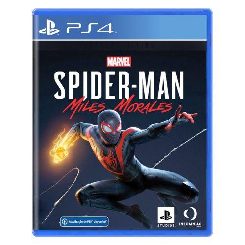 Marvel's Spider-Man: Miles Morales Seminovo - PS4