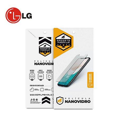 Película de Nano Vidro - LG - Gshield