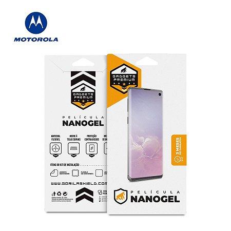 Película de Nano Gel - MOTOROLA - Gshield