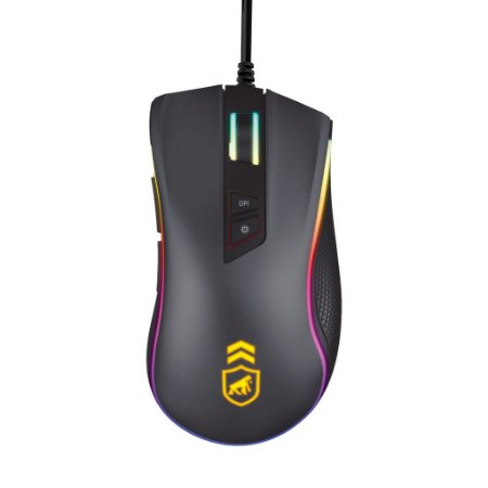 Mouse Gamer Dual Shock - Gshield