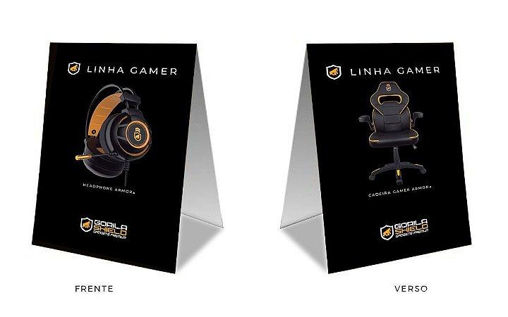 Display de Mesa - Linha Gamer 3 - Gshield