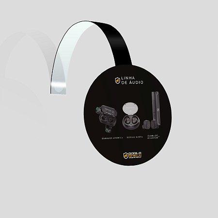 Wobbler- Linha de Audio - Gshield