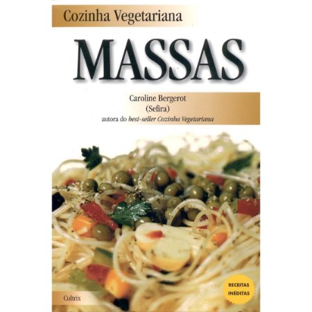 Cozinha Vegetariana - Massas