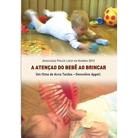 DVD - A Atenção do Bebê ao Brincar