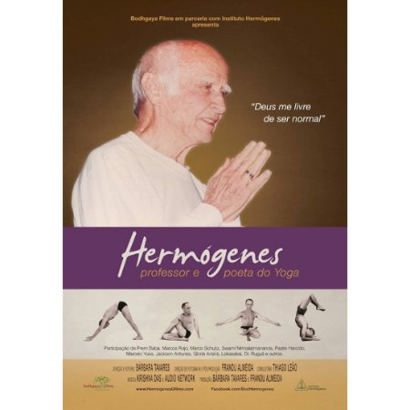 DVD - Hermógenes professor e poeta do Yoga