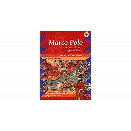 Marco Polo para Crianças e Jovens