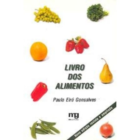 O Livro dos Alimentos