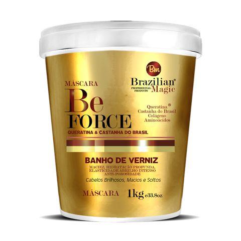 Be Force Banho de Verniz 1kg