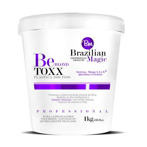 Be Toxx Blond 1kg