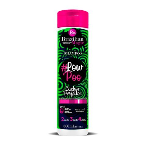 Low Poo Shampoo Cachos Perfeitos 300ml