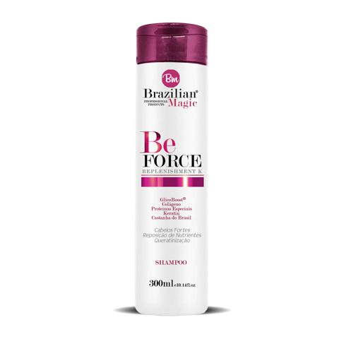 Shampoo Be Force 300ml