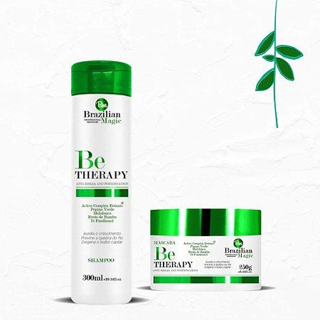 Shampoo + Máscara Be Therapy