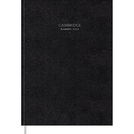PLANNER 2022 EXECUTIVO COSTURADO CAMBRIDGE TILIBRA