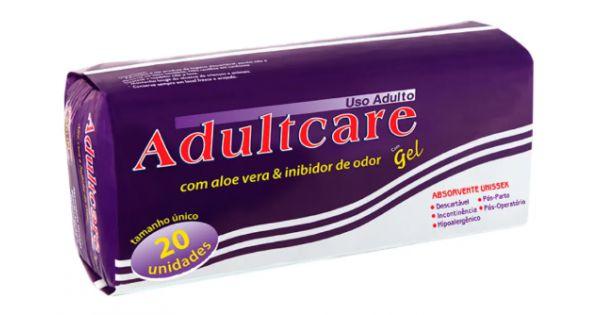 Adultcare Absorvente Unisex