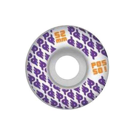 Roda Posso! Logo P 52mm