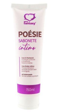 Sabonete Íntimo Poésie Com D-Pantenol