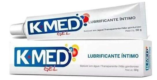 Lubrificante Íntimo K- Med