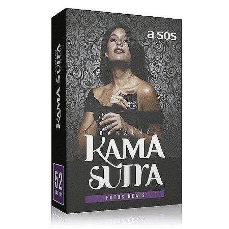 Baralho Kama Sutra Cards Imagens - 52 Posições