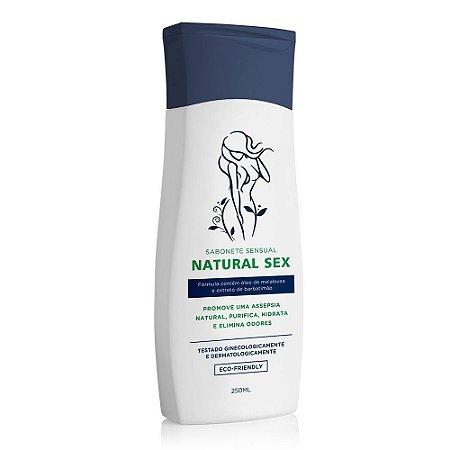 Sabonete Íntimo Líquido Natural Sex - 250ml